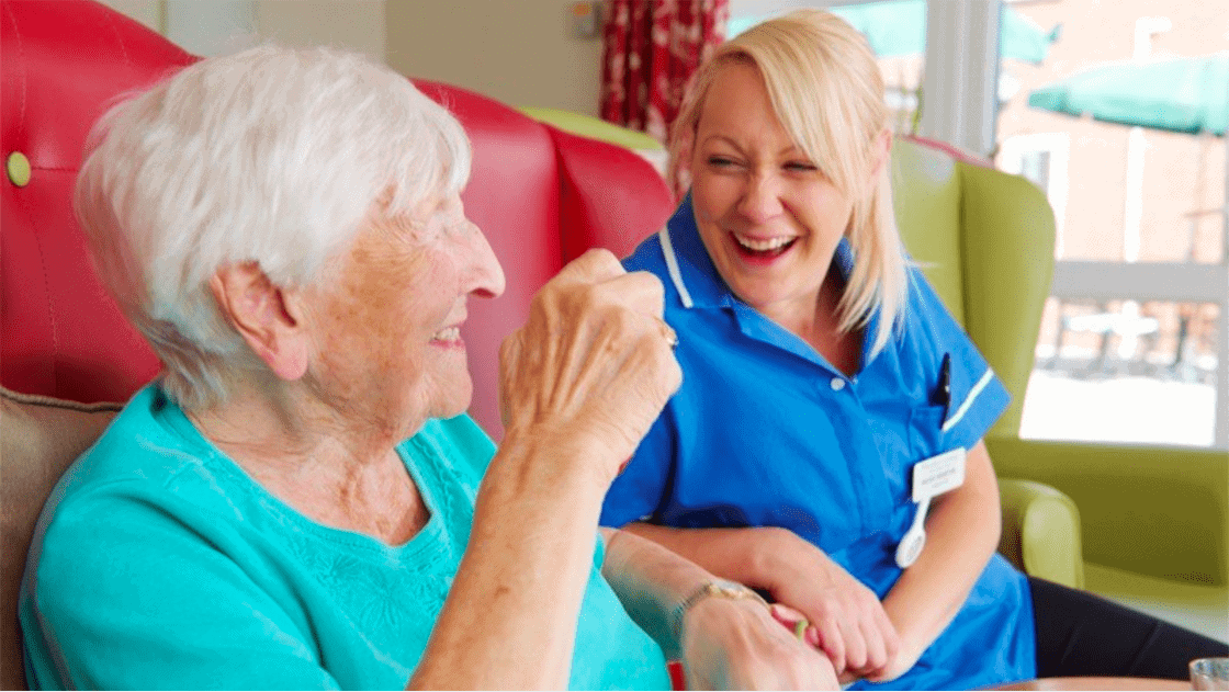 care home cleaning