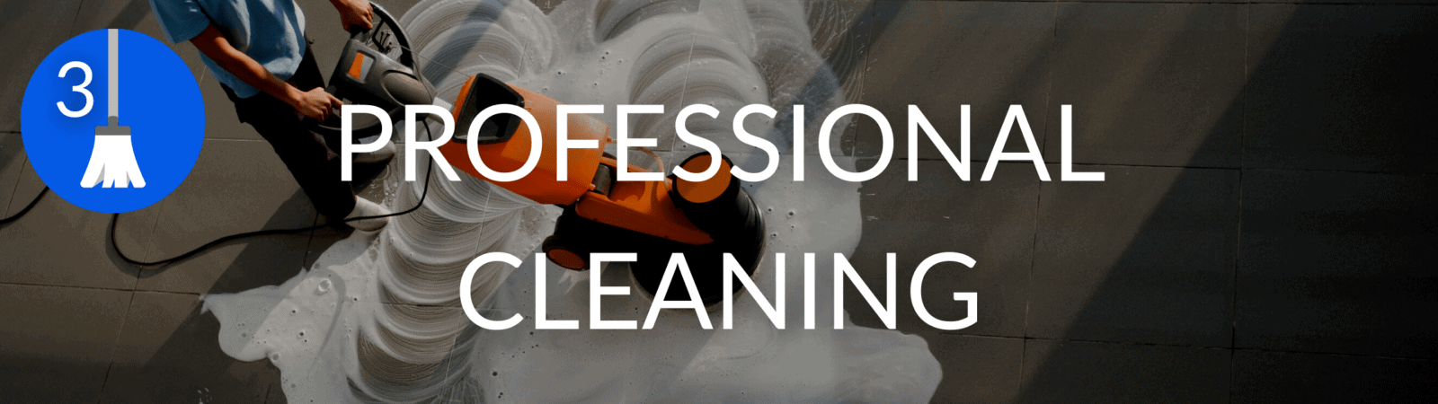 professional care home cleaning