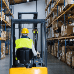 5 top cleaning tips for Logistics and Warehouses